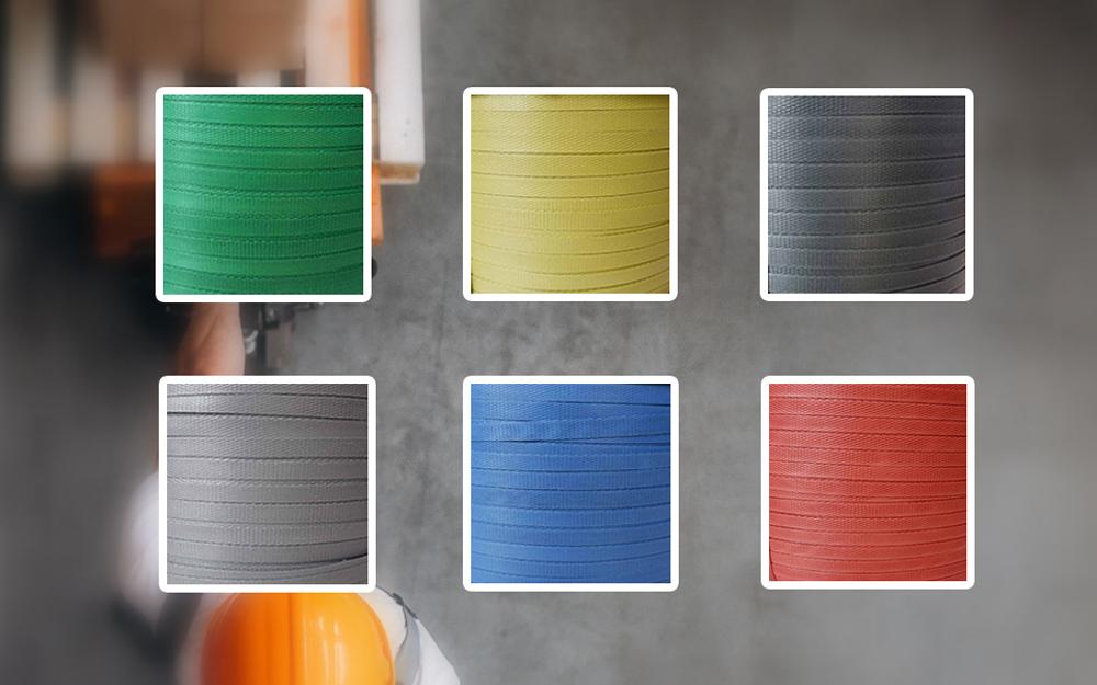 สายรัดพลาสติกพีพี (PP Plastic Strap)